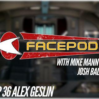 Episode 036 - Alex Geslin feeds the animals.