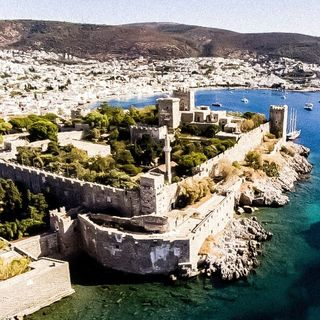 Milas and Bodrum, the treasures of Caria, home of the Mausoleum of Halicarnassus