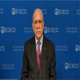 Si hay rebrote, PIB de México caerá 8.7%: OCDE