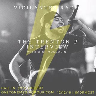 The Trenton P Interview.