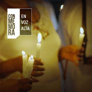 Conmemora en Voz Alta - Rivera bajo la luz de las velas