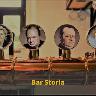 Menù del Bar Storia