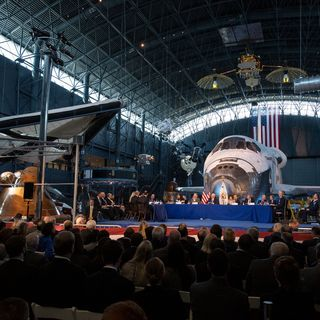 Space Policy Edition: The Moon-to-Mars Strategy, with Dr. Scott Pace