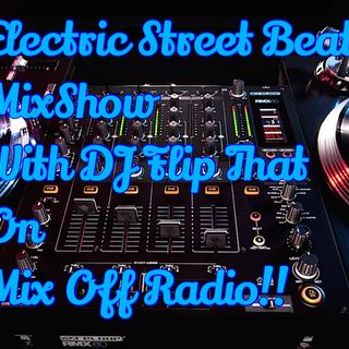 Electric Street Beat MixShow 8/5/19 (Live DJ Mix)