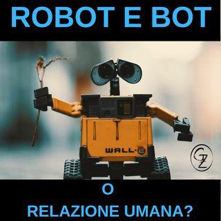 Bot o relazione umana nel mondo digitale educativo?