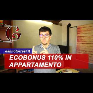 ECOBONUS 110%: il SUPERBONUS per singolo appartamento in condominio minimo