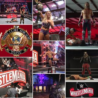 3CT - WrestleMania 36 Review