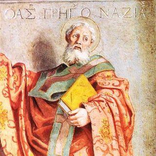 """95 - San Gregorio di Nazianzo, """"poeta"""" di Dio"""