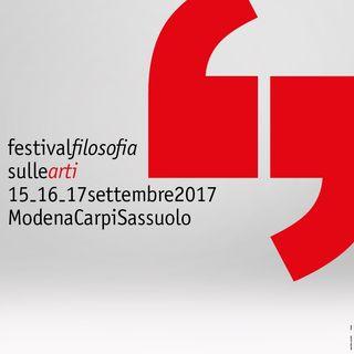 """Vincenzo Cicero """"Festival Filosofia"""""""