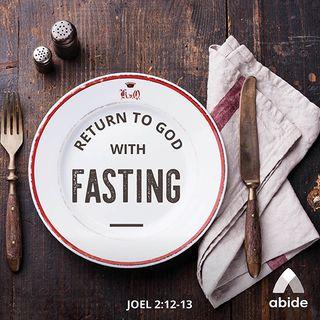 Spiritual Discipline: Fasting