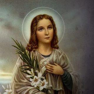 Santa María Goretti, virgen y mártir