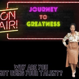 Why Are You Not using your talent ?
