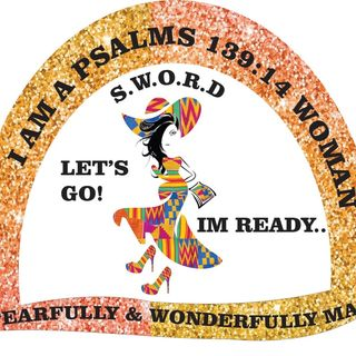 I AM A PSALMS 139:14 WOMAN HOUR HOST APOSTLE ROBIN. DONT OWN ANY RIGHTS TO MUSIC