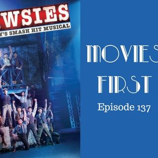 Disney's Newsies the Broadway Musical - Movies First with Alex First Episode 137
