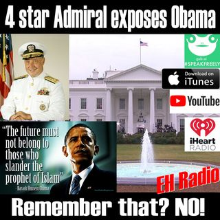 Morning moment Admiral speaks out on Obama Aug 2 2018