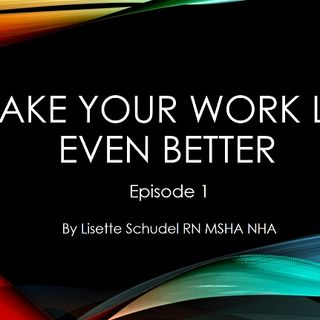 Episode 1 work life matters podcast