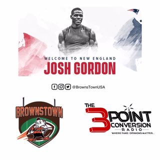 Josh Gordon traded plus a kicker! | BrownsTown USA Podcast