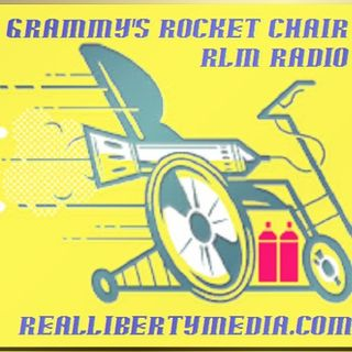 Grammy's Rocket Chair Podcast - 2019-04-19 - #Depopulation #Agenda21 #Glyphosate #WWG1WGA #Ferengi