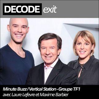 MinuteBuzz, une exit au sein du groupe TF1 qui termine mal. Rencontre avec Laure Lefèvre et Maxime Barbier