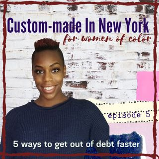 CIN  #5 Ways To Get Out of Debt Faster