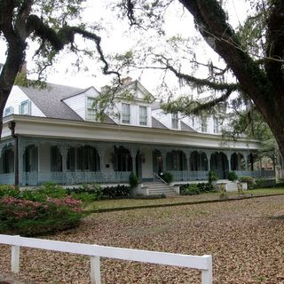 The Slave Girl of Myrtles Plantation: Louisiana Ghost Story