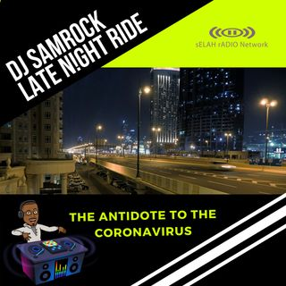 LATE N!GHT RIDE with DJ SAMROCK