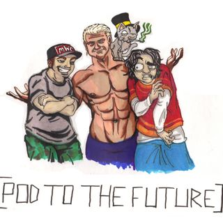 Pod to the Future - Finale with Scoob