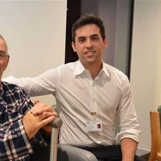 Giuseppe Aresu applica intervento mini-invasivo a un inglese con tumore per la prima volta al mondo