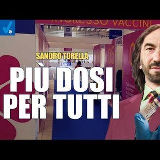 Sandro Torella Voglio fare cento dosi per amore della Scienzah