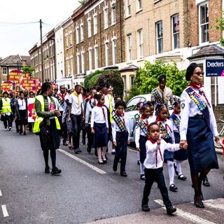 'Be The Change' March Against Gun and Knife Crime - Highlights - Organised by Brixton SDA Church, 18 May 2019
