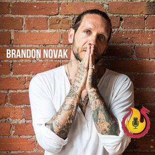The Addict & The Advocate   Brandon Novak