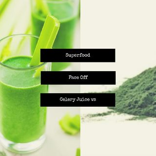 Episode 2 - Wholehearted Health And Celery Juice