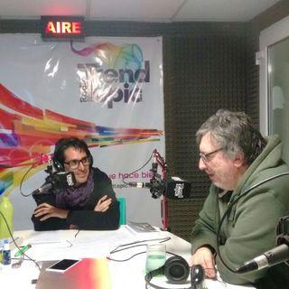 Noche de Letras 2.0 #41- Sergio Olguin (Novela)