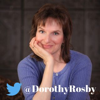 People on Twitter by Billy Dees Interview with @DorothyRosby Author and Humor Writer