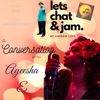 A Conversation With Ayeesha E
