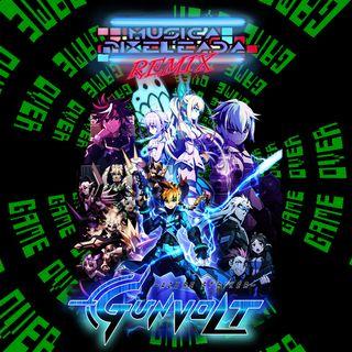 Azure Striker Gunvolt (3DS - Switch - PS4)