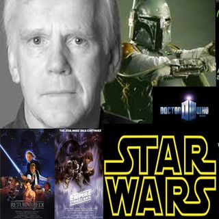 May 3 with guest Boba Fett Mr Jeremy Bulloch