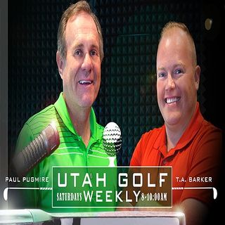 Utah Golf Weekly - 12-8-18 - Hour 1