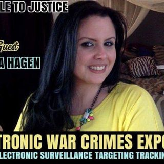 Special Guest Katrina Hagen Electronic Warfare Digital Targeting if Women children for human trafficking