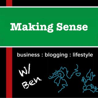 Welcome to, Making Sense with Ben