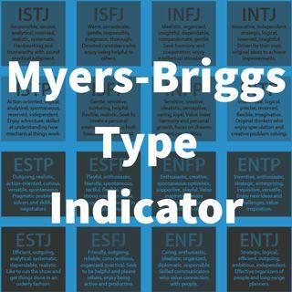 Myers-Briggs Type Indicator (Rerun)