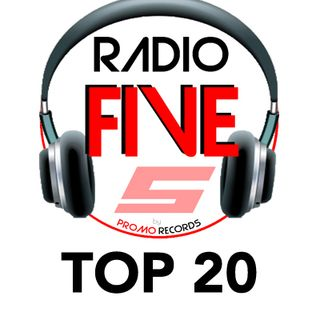 TOP 20 di Radio Five (dal 20° all 11° posto)