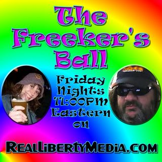 The Freeker's Ball Podcast: 2020-08-21 - #Anarchist #FaceMasksVeryDangerous #BigPharma #Vaccine