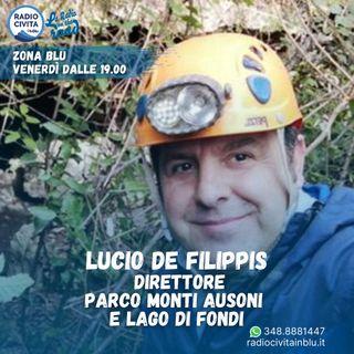 Intervista al direttore del Parco dei Monti Ausoni Lucio De Filippis