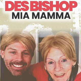Des Bishop is coming to the Theatre Royal