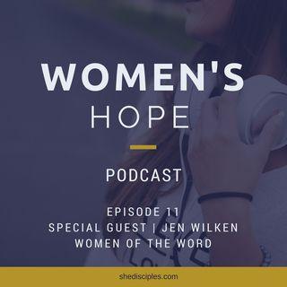 Ep 11: Jen Wilkin Women of the Word