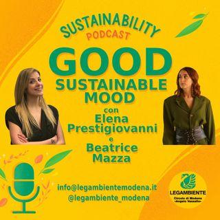 3. GOOD: Sustainable Mood