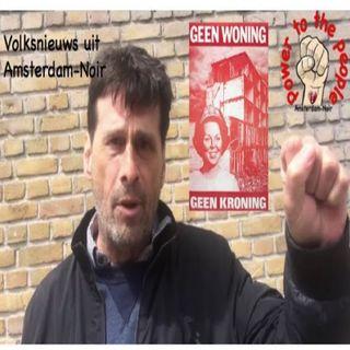 Vluchtelingen gratis woning  Dakloze Amsterdammers moeten betalen per nacht voor opvang (2).