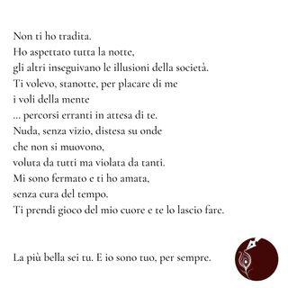 Notte d'amore [Anima di Parola n. 22]