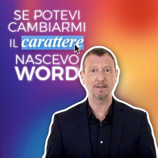 """Ep. 45 - Ecco come vi """"risolvo"""" il Festival di Sanremo 💐"""